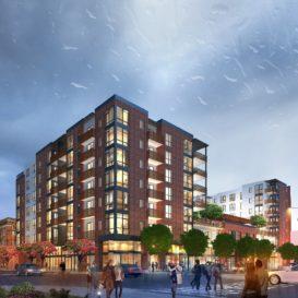BDE Architecture - 200 Linden - Nonresidential