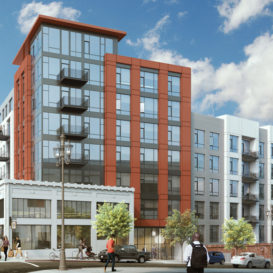 BDE Architecture - 3000 Broadway - Nonresidential