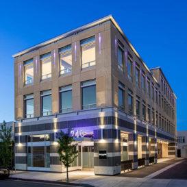 MBH Architects - 240 Lorton - Nonresidential